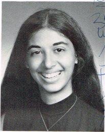 Author's graduation picture.