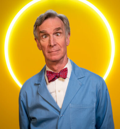 Photo of Bill Nye.
